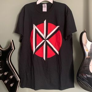 Dead Kennedy's graphic band tee